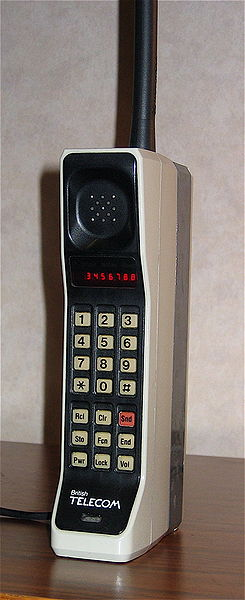First Cellphone