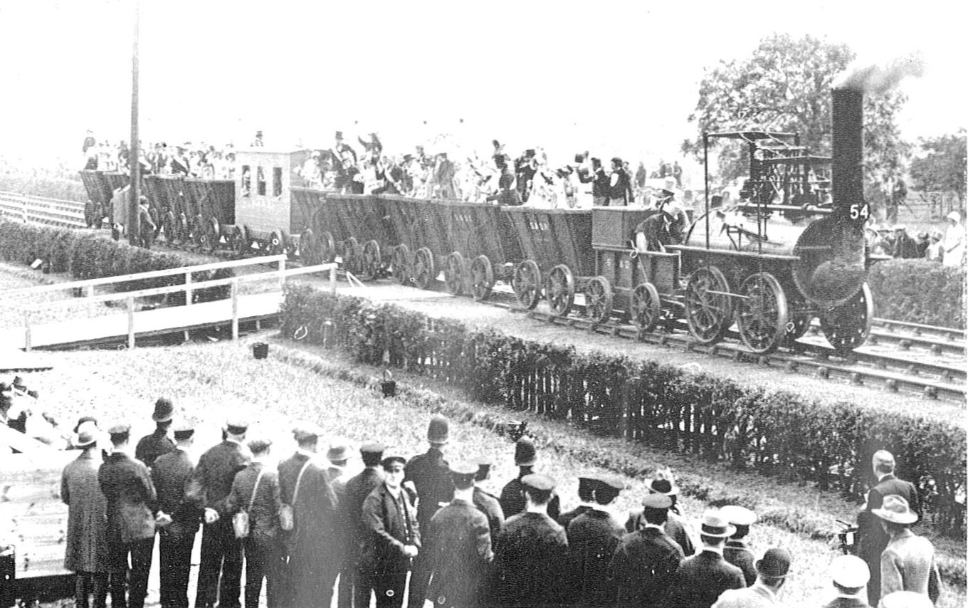 First Public Railway